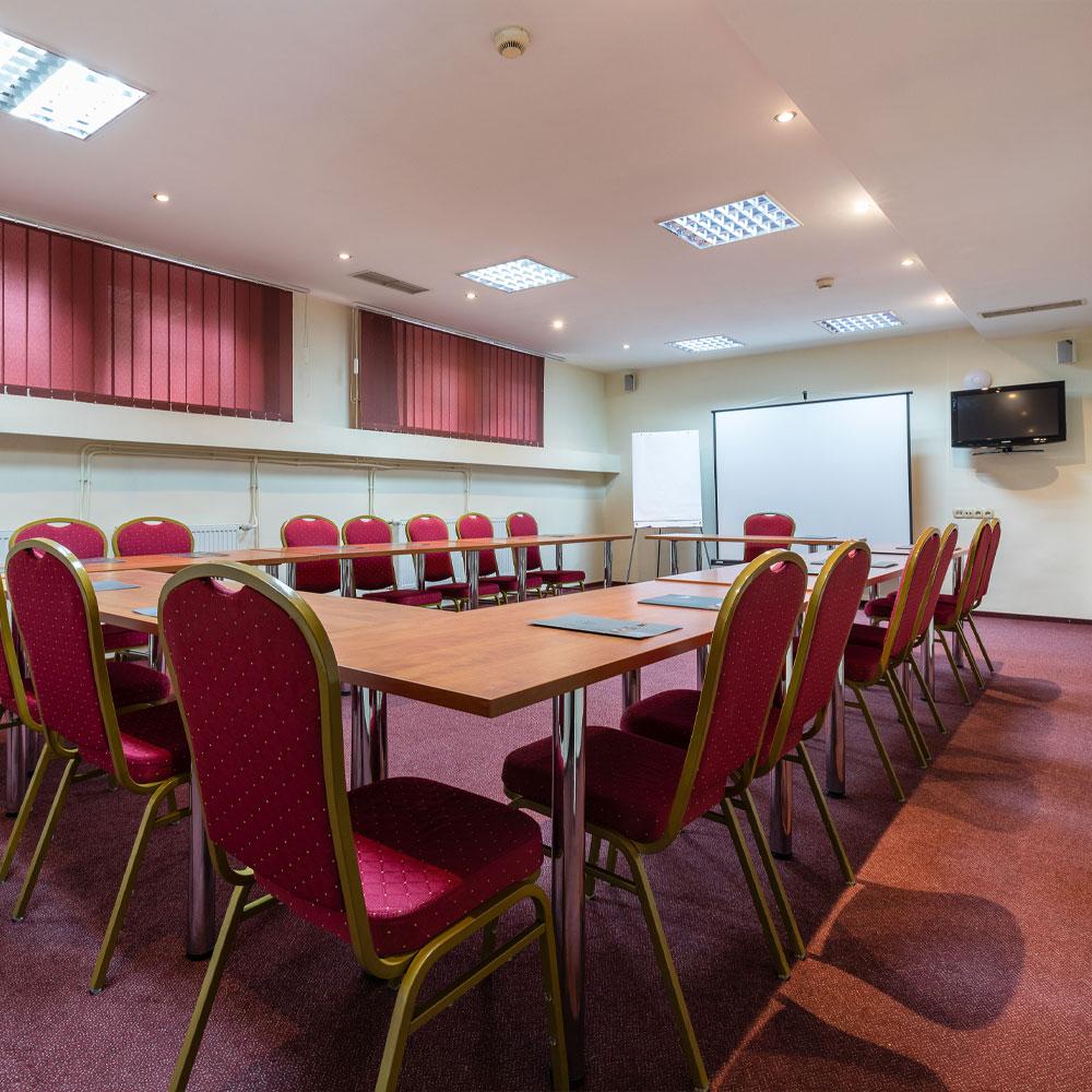 sala konferencyjna w hotelu Boruta