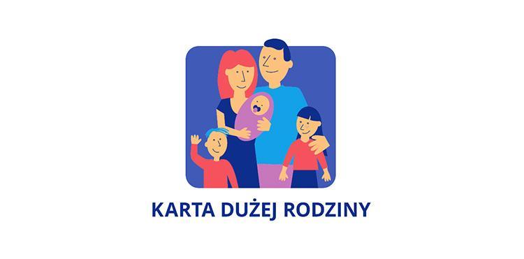 Honorujemy Kartę Dużej Rodziny